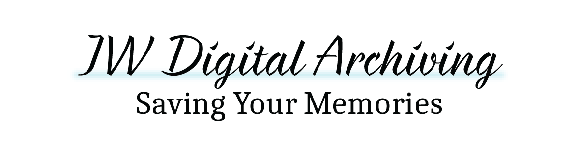JW Digital Archiving: Professional Scanning